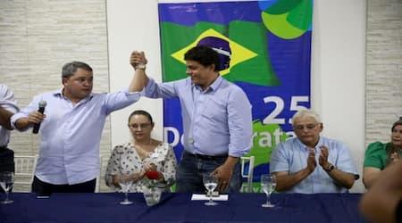 Raoni Mendes vai as ruas de João Pessoa para escutar a população e consolidar sua candidatura pelo Democratas
