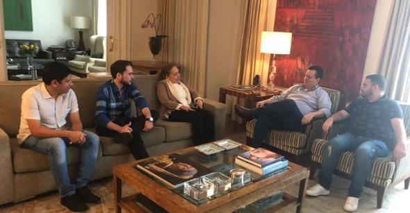 Gilberto Kassab afirma que prioridade é do PSD eleger Eva Gouveia à Câmara Federal