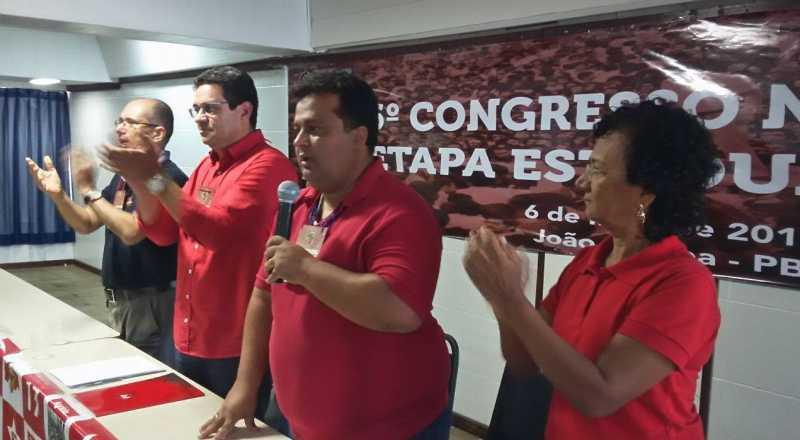 Jackson Macêdo esclarece que PT ainda não definiu apoio ao PSB; decisão só em julho
