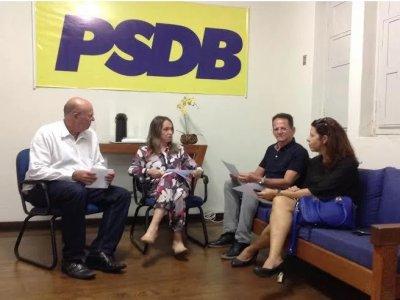 Presidência do PSDB de João Pessoa continua com Lauremília Lucena