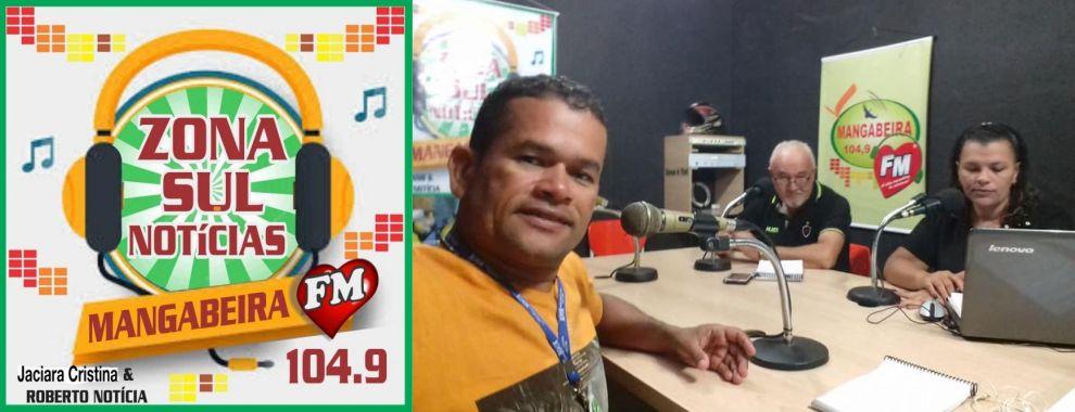 MANGABEIRA FM 104.9 - Programa Zona Sul Notícias passa por mudanças e terá mais interatividade com a população paraibana a partir do dia 6 de março