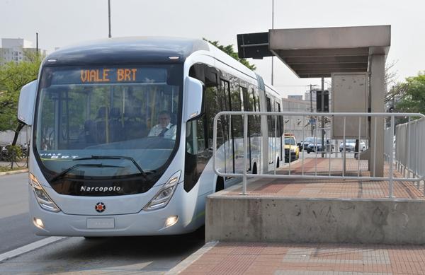 João Pessoa ganhará o seu primeiro BRT; investimento de R$ 112 milhões