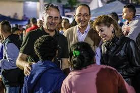 Prefeito de Areia, João Francisco, reforça apoio a Lucélio Cartaxo