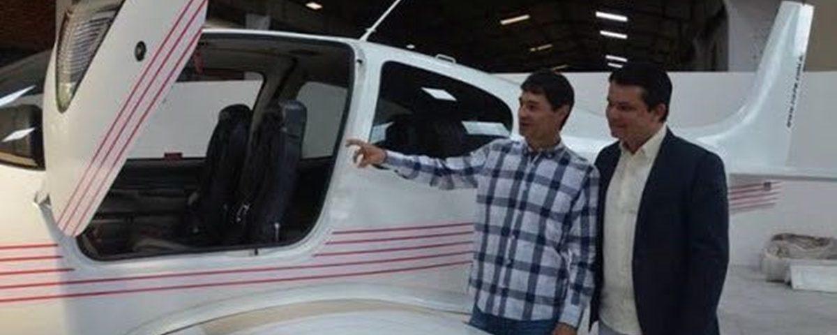 Voo inaugural do primeiro avião construído em Campina ocorrerá nesta terça