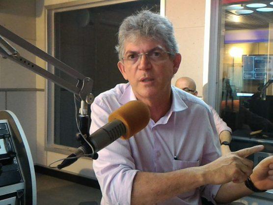 Ricardo Coutinho disse sim que Maranhão estava com a tampa do caixão quase se fechando