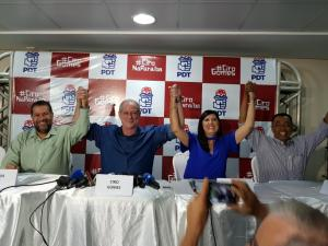 """De volta a João Pessoa, Damião diz que Lígia Feliciano """"tem muito para falar"""""""