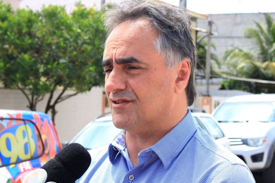 Luciano Cartaxo dá prazo para auxiliares decidirem sobre candidaturas até 31 de janeiro
