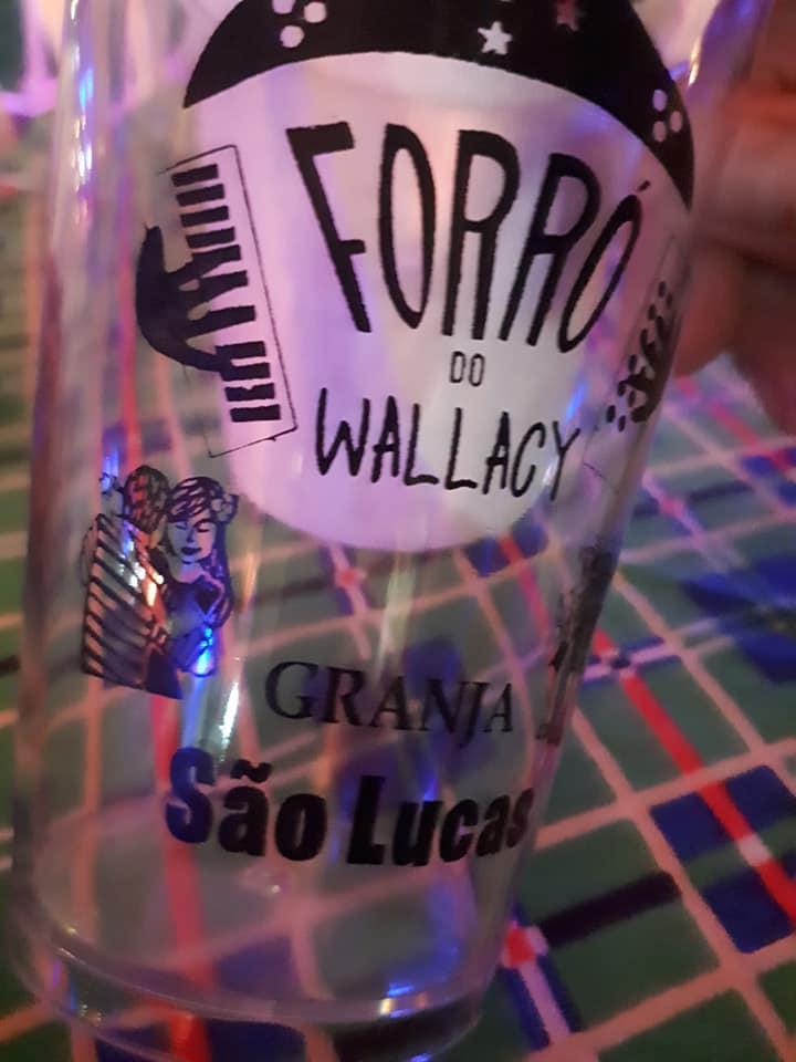 Forró do Wallace é o
